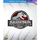 Jurassic Park The Collection Blu-ray