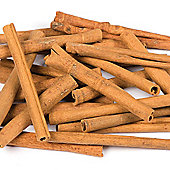 Natural Cinnamon Sticks Set - Creative Arts and Crafts Supplies for Xmas Crafting and Christmas Decoration/Wreath Making (Pack of 125g)
