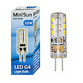 MiniSun 1.5W G4 LED Bulb Cool White / Daylight
