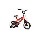 "JEEP TR12"" JUNIOR MTB RED"