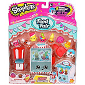 Shopkins Food Theme Pack Candy Collection Food Deluxe Packs