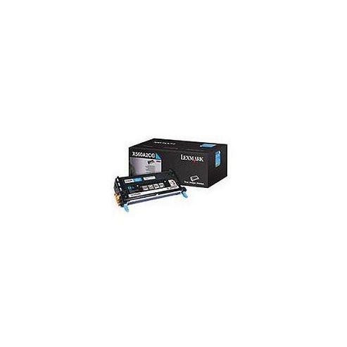 Lexmark X560 Cyan Print Cartridge (4K)