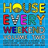 House Every Weekend Vol 2 (3CD)