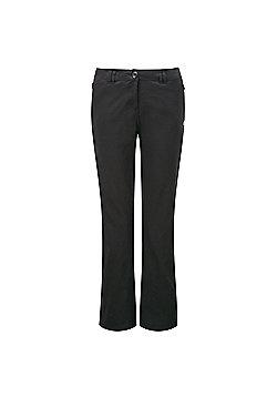 Craghoppers Ladies Kiwi Pro Stretch Hiking Trousers - Black