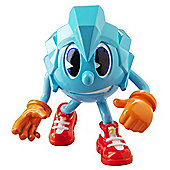 Pac-Man and the Ghostly Adventures Poseable Figure Ice Pac