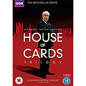 House Of Cards Trilogy (DVD Booxset)