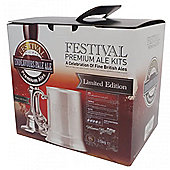 Festival 40 Pint Home Brew Beer Kit- Endeavours Pale Ale