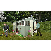 BillyOh 5000 12 x 10 Tongue & Groove Workshop Shed