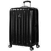 Linea Movelite 4-Wheel Suitcase, Matt Black Large