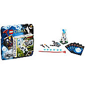 LEGO Legends of Chima Speedorz Ice Tower 70106