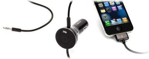 Griffin GA22050iTrip FM+AUX DualConnect for iPhone & iPod