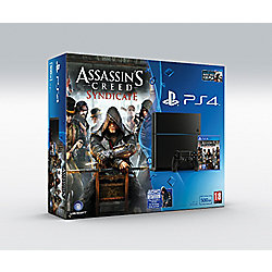 Assassins Creed Syndicate + Watchdogs PS4 500GB Bundle