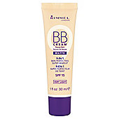Rimmel London BB Cream Matte, Very Light