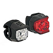 Blackburn Voyager and Mars Click Front and Rear LED Light Set