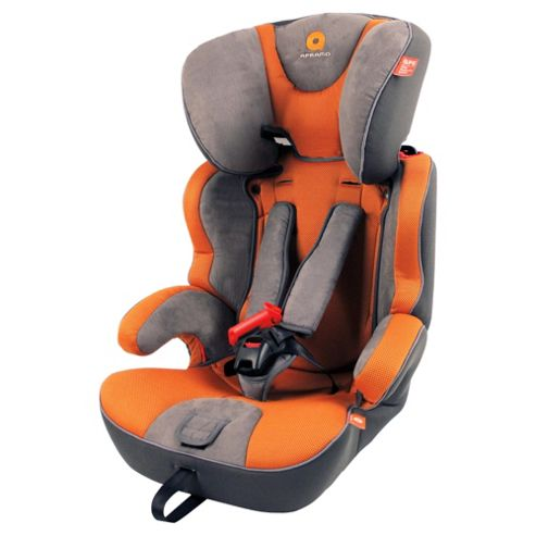 Apramo Hestia Car Seat, Group 1-2-3, Orange
