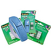 Scotch Pop-up Tape Hands Free Dispenser - Includes 2 Refill Packs