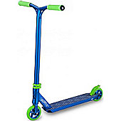 Sacrifice Flyte 100 Stunt Scooter - Blue/Green