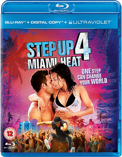Step Up 4 (Blu-Ray + E-Copy + Ultraviolet)