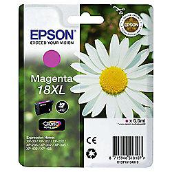 Epson 18XL(C13T18134010 MXL) Printer Ink Cartridge - Magenta