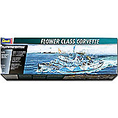 Revell Flower Class Corvette 1:72 Model Kit Ships - 05112