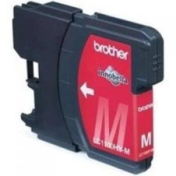 Brother LC1100HY-M High Capacity 750 Ink Cartridge - Magenta