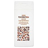 Tesco Everyday Value Sun Lotion SPF30 400ml