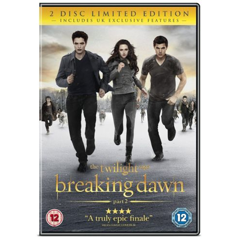 The Twilight Saga: Breaking Dawn - Part 2 (2 Disc Limited Edition)