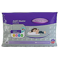 Slumberdown Anti-Snore Single Pillow