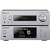 Pioneer XNP02DAB Networked Mini System (Silver)
