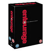 Entourage - Series 1-8 - Complete DVD