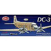 DOUGLASS DC-3 - Scale 1:32 - Model Kit - Guillows