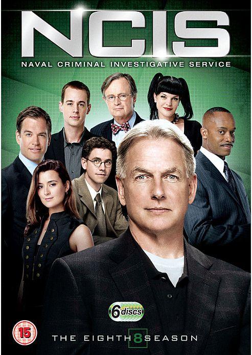 Ncis Season 8 (DVD Boxset)