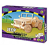 Build and Drive Jeep