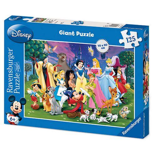 Disney Giant Puzzle