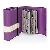 Little Book of Necklaces - Purple