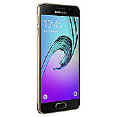 Tesco Mobile Samsung Galaxy A3 Gold (2016)