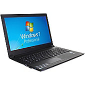 Lenovo B50-80 Intel Core i3-4005U Dual Core Processor 15.6 HD Screen Windows 7 Professional Edition 64-bit 4GB DDR3 RAM 500GB HDD DVD Rewriter Laptop