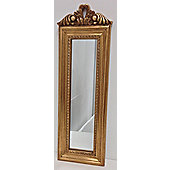 Alterton Furniture Slim Mirror - Gold