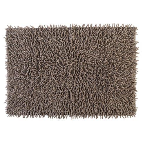tesco chenille bath mat dove. Black Bedroom Furniture Sets. Home Design Ideas