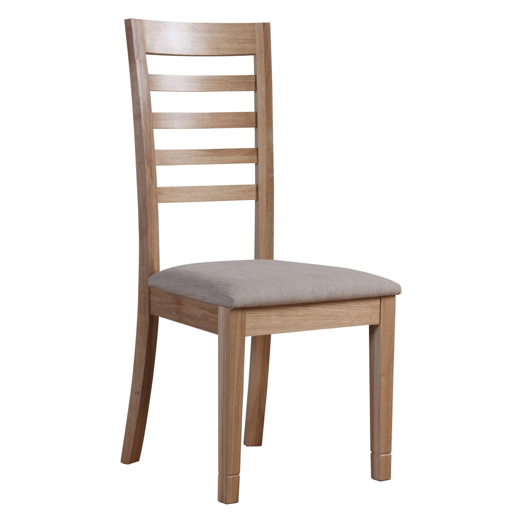 Altruna Queenborough Oak Dining Chair (Set of 2)