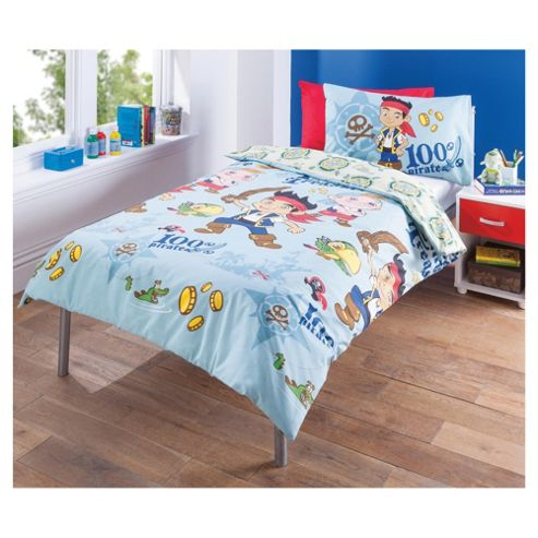 Disney Jake & The Neverland Pirates Duvet Cover Set Single