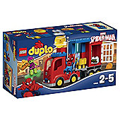 LEGO DUPLO Super Hero Spider-Man Truck 10608