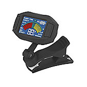 Eno ET-35 Full Colour Clip-on Guitar Tuner
