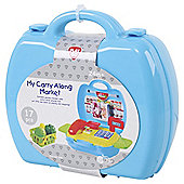 Play Go My Carry Along Market - 17 Pieces