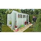 BillyOh 5000 Gardeners Retreat 10 x 6 Premium Tongue and Groove Apex Shed
