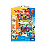 Vtech Whiz Kid - Learning System Marvel Spider-Man & Friends Super National Park