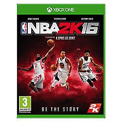 NBA 2K16 XboxOne
