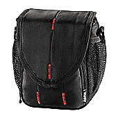 Hama 103686 Canberra 130 Colt Camera Bag Black/Red