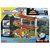 Thomas & Friends Take-N-Play Sodor Logging Co Spiral Run