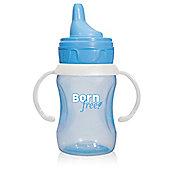 Born Free 220ml Training Cup - Blue